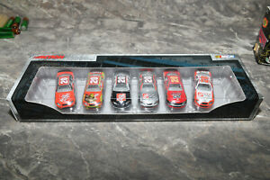 1:64 Nascar Action Tony Stewart #20 2004 Monte Carlo 6-Car Set 403627 Limited Ed