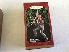 Hallmark Keepsake Star Trek Deep Space Nine Worf Ornament
