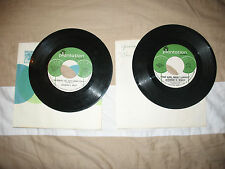 Jeannie C. Riley - 2 Vinyl 45s w/sleeves (Harper Valley PTA, Girl Most Likely)
