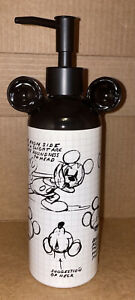 Disney Mickey Mouse Sketchbook Soap Lotion Dispenser Pump New