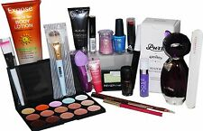 20pc Katy Perry Purr Perfume & Dose Colour, Loreal + Makeup & Skincare Giftset