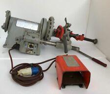 RIDGID 300-A Tuyau Filetage / Tuyau Enfile-Aiguille Machine 230V