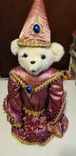 Tilly Collectible Wizard Bear 1989