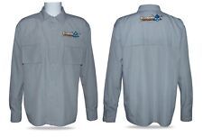 New Nylon Killer Crank Vented Breathable Fishing Shirt. All Men's Sizes