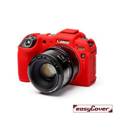 easyCover Armor Protective Silicone Skin for Canon EOS RP (Red)