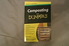 Composting for Dummies by Consumer Dummies Staff, National Gardening Association