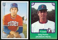1978 1984 TCMA Greg Pavlick Card Lot - Alexandria VA, UNC, Thomas A. Edison A994