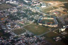 Photo. 2000s. Cienfuegos, Cuba. Sky View Cinco de Septiembre Stadium