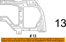 Ram CHRYSLER OEM 13-18 1500 Front Bumper-Lamp Bracket 68232454AA