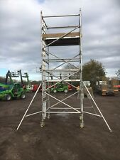Boss Tower Scaffold Double Width 1.45m Height 4.2m Scaffolding Building Roofing