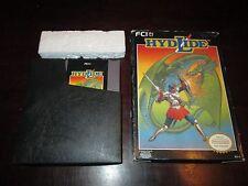 Hydlide (Nintendo NES, 1989)