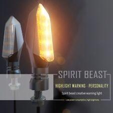 SPIRIT BEAST Motorcycle Turn Signal Led Light Lamp For Honda Harley Davidson BMW