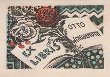 EX-LIBRIS OTTO WOHLGEMUTH  (République tchèque).