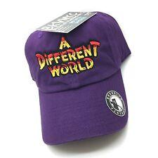 Purple Multi Color A Different World Dad Cap Hat