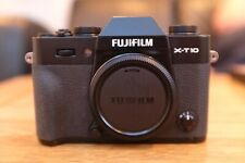 Fujifilm X-T10 Digital Camera - Barely Used