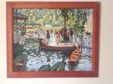 Peintre peinture huile toile aquarelle