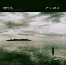 """RUNRIG """"PROTERRA"""" CD NEW+"""