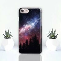 Forest iPhone 11 XS Max Cover Space iPhone 7 8 Plus Skin Nature iPhone 6 6s Case