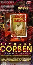 Factory Case-1993 Comic Images Richard Corben Fantasy Art Cards Case (12 Boxes)
