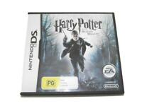 Harry Potter and the Deathly Hallows Part 1 Nintendo DS 2DS 3DS Game *Complete*