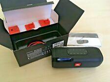 JBL Tuner Bluetooth Speaker Wireless Radio FM DAB+ Display Rechargable.