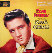 Elvis Presley , King Creole ( LP_Friday Music )  ( FRM-1884 - 829421188407 )