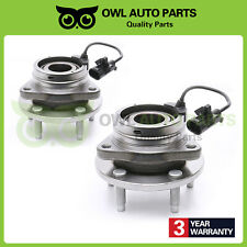 Pair of 2 Front Wheel Hub Bearing For 2005-2011 Chevy Malibu Pontiac G6 Aura ABS