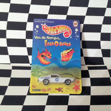 Hot Wheels Van de Kamps Fish-O-Saurs 67 Ford Custom Mustang Limited Edition 1996