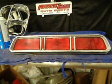 1967 CHEVROLET IMPALA REAR TAIL LIGHT, LEFT HAND, NO REVERSE LENS