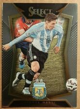 2015-16 PANINI SELECT SOCCER LIONEL MESSI BASE CARD  card# 65 Argentina