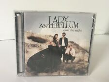 LADY ANTEBELLUM Own The Night CD.  New in Plastic