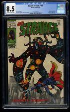 Doctor Strange #180 CGC VF+ 8.5 Off White to White Marvel Doctor