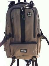 New HUGE Heavy-Duty Sports Travel Camping School Backpack DP021, Biege