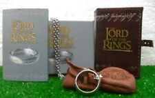 """Il Signore degli anelli/Lord of the rings """"The one ring"""" IN ARGENTO 925/1000"""