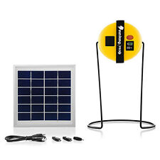 Sun King Pro 2 Solar Powered Light with 2x USB Phone Chargers