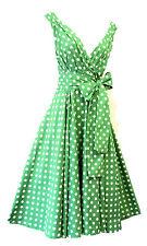 Party 100% Cotton Vintage Dresses