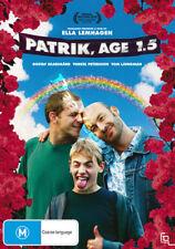Patrik, Age 1.5 NEW PAL Arthouse DVD Ella Lemhagen