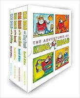 King Rollo, 4 Book Box Set by David McKee