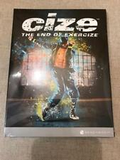 CIZE EXERCISE 3 DISCS WEIGHT SHAUN T PROGRAMME WORKOUT FITNESS DVD GYM DANCING