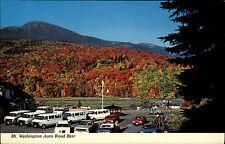 Pinkham Notch USA Amerika ~1960/70 White Mountains Mount Washington Road Autos