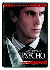American Psycho (Uncut Version) (Killer Collector's Edition) [Dvd] New!