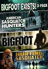 Bigfoot Exists [New Dvd]