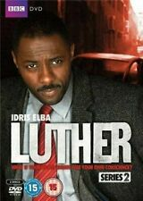 Luther Series 2 DVD PAL