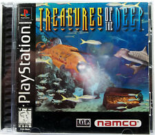 Treasures Of The Deep (PS1) Complete - Clean,Tested & Fast Shipping