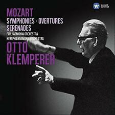 Otto Klemperer - Mozart: Symphonies, Overtures And Serenades (NEW 8CD)