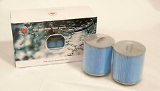 Thunder Bay-2-x-50-ft-Microban-Hot-tub-threaded-base-filters-with-Prefilter
