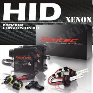 Xentec Slim Xenon Lights HID Kit  H11 ( H9 / H8) - Bulbs and kit - WHITE
