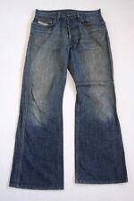 Diesel Ravix Jeans Hose Blau Stonewashed W32 L32