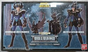 Black Dragon + Black Swan Bandai Saint Seiya Cloth Myth JAPAN USED