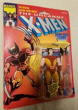 New listing New Toy Biz Marvel 1991 Uncanny X-Men Wolverine Action Figure Snap-Out Claws
